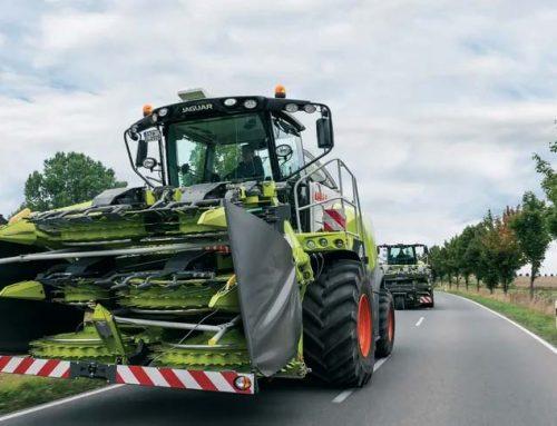 Balesetveszély, avagy mezőgazdasági gépek az utakon